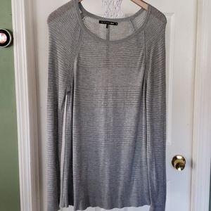 Rag & Bone Grey Sweater - Small